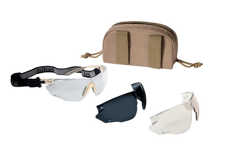Тактические очки Bolle
